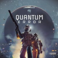 Okładka Quantum Error (PS5)