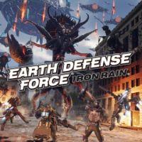 Okładka Earth Defense Force: Iron Rain (PC)