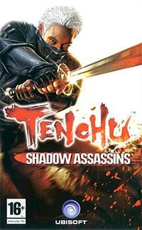 Okładka Tenchu: Shadow Assassins (PSP)