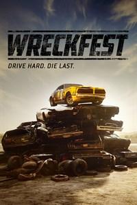 Wreckfest (PC cover