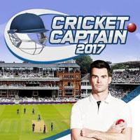 Cricket Captain 2017 (PC cover