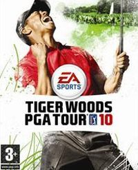 Okładka Tiger Woods PGA Tour 10 (PSP)