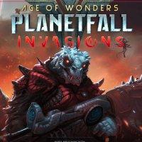 Okładka Age of Wonders: Planetfall - Invasions (PC)