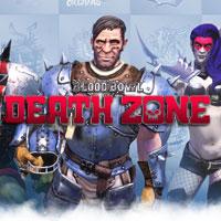 Okładka Blood Bowl: Death Zone (PC)