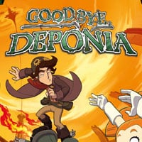 Game Box for Goodbye Deponia (PC)