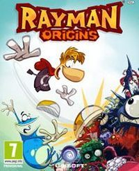 Game Box for Rayman Origins (PC)