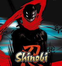 Okładka Shinobi (2002) (PS2)