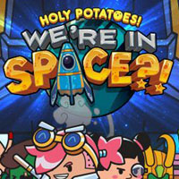 Okładka Holy Potatoes! We're in Space?! (PC)