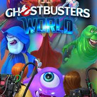Okładka Ghostbusters World (AND)