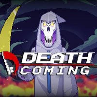 Game Box for Death Coming (PS4)