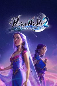Game Box for Persian Nights 2: The Moonlight Veil (PC)