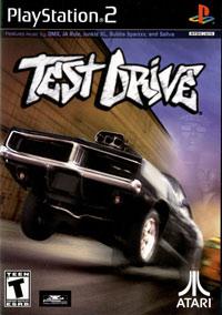 Okładka Test Drive Overdrive (XBOX)