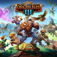 Game Box for Torchlight III (PC)
