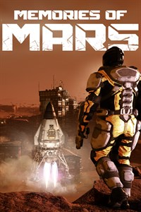 Game Box for Memories of Mars (PC)