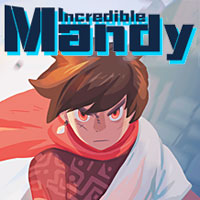 Okładka Incredible Mandy (Switch)