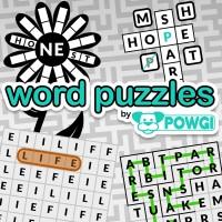 Okładka Word Puzzles by POWGI (WiiU)