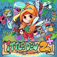 Okładka Ittle Dew 2+ (Switch)