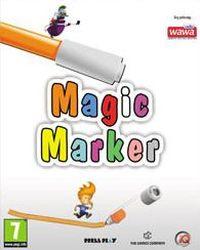 Okładka Max and the Magic Marker (PC)