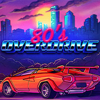 Game Box for 80's Overdrive (PC)