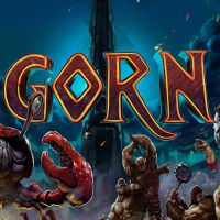 Game Box for GORN (PS4)