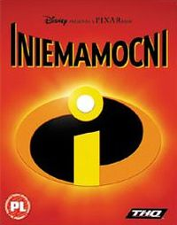 Game Box for The Incredibles (PC)