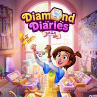 Okładka Diamond Diaries Saga (AND)