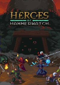 Game Box for Heroes of Hammerwatch (PC)