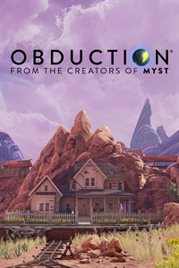 Game Box for Obduction (PC)