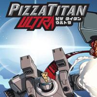 Okładka Pizza Titan Ultra (PS4)