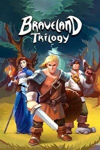 Okładka Braveland Trilogy (Switch)
