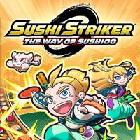 Okładka Sushi Striker: The Way of Sushido (3DS)