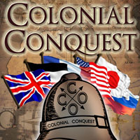 Game Box for Colonial Conquest (PC)