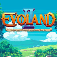 Game Box for Evoland 2: A Slight Case of Spacetime Continuum Disorder (PC)