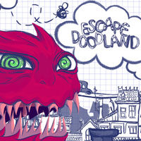 Game Box for Escape Doodland (PC)