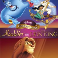 Okładka Disney Classic Games: Aladdin and The Lion King (PS4)