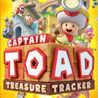 Okładka Captain Toad: Treasure Tracker (Switch)