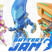 Game Box for Battery Jam (PC)