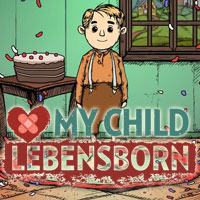 Game Box for My Child Lebensborn (PC)