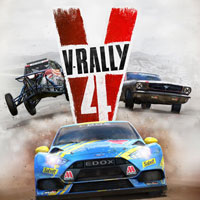 Okładka V-Rally 4 (PC)