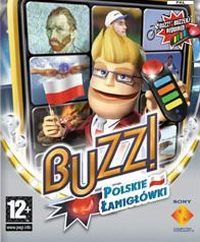 Okładka Buzz!: Polish Puzzles (PSP)