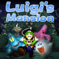Okładka Luigi's Mansion (3DS)