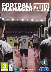 Okładka Football Manager 2019 (PC)