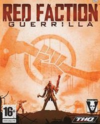 Game Box for Red Faction: Guerrilla (PC)