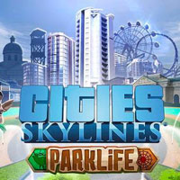 Game Box for Cities: Skylines - Parklife (PC)