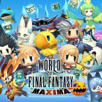 Game Box for World of Final Fantasy Maxima (PC)