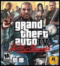 Game Box for Grand Theft Auto IV: The Lost and Damned (X360)