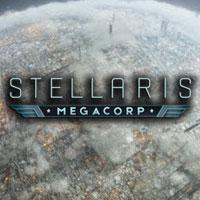 Okładka Stellaris: MegaCorp (PC)