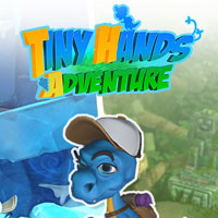 Game Box for Tiny Hands Adventure (PC)