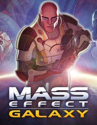 Okładka Mass Effect Galaxy (iOS)