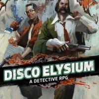 Okładka Disco Elysium (PC)